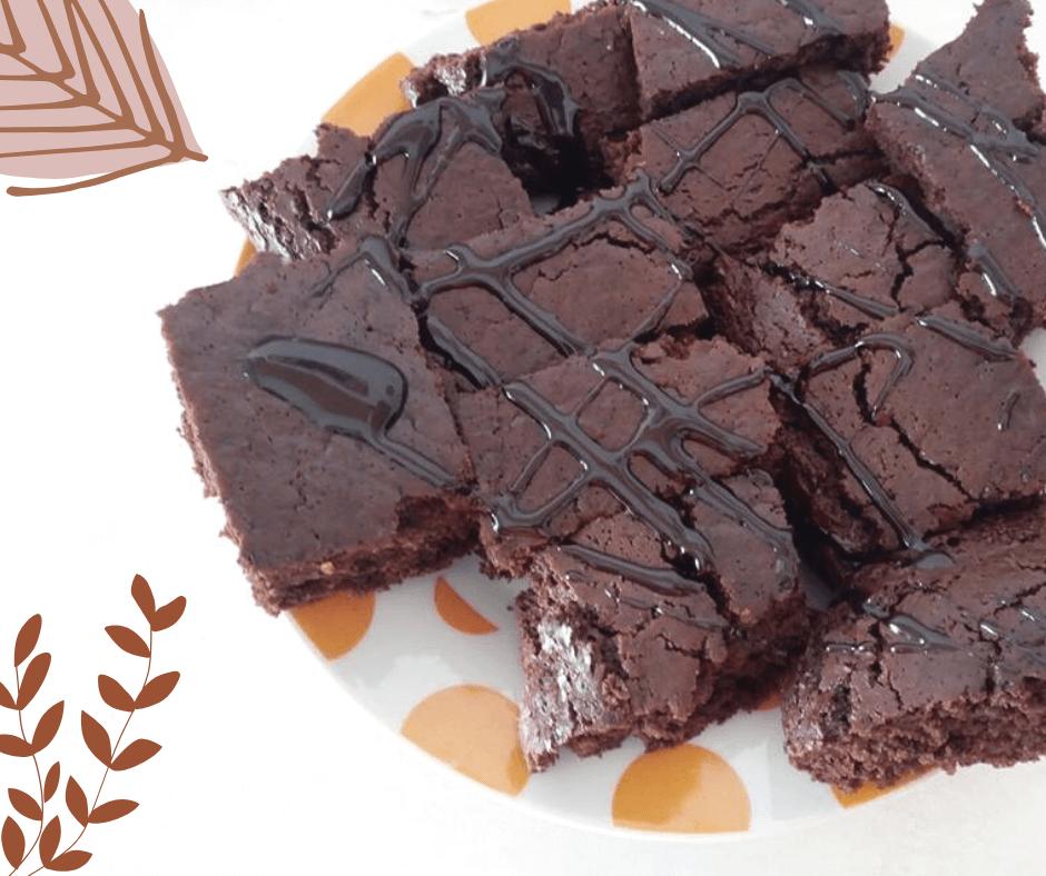 pastel al chocolate