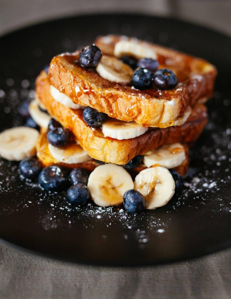French toast per una colazione golosa